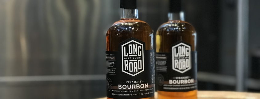 Straight Bourbon Long Road Distillers
