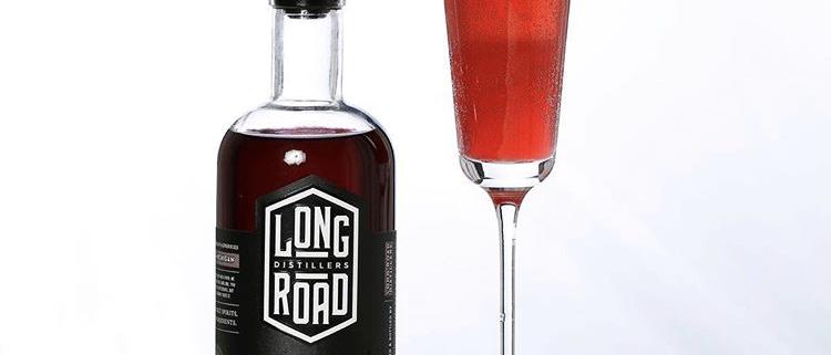 Raspberry Liqueur Long Road Distillers