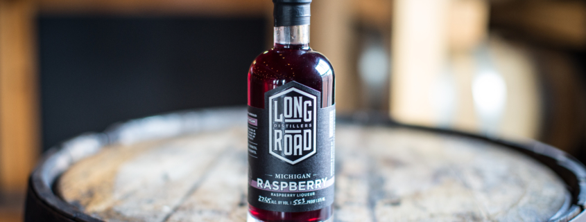 Michigan Raspberry Long Road Distillers