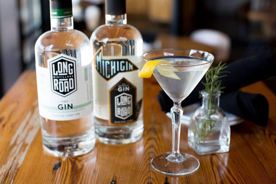 Gin Long Road Distillers
