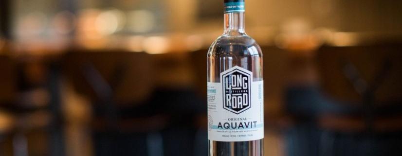 Aquavit Long Road Distillers