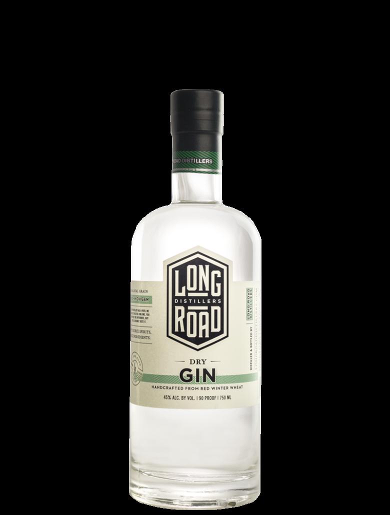 Dry Gin Long Road Distillers