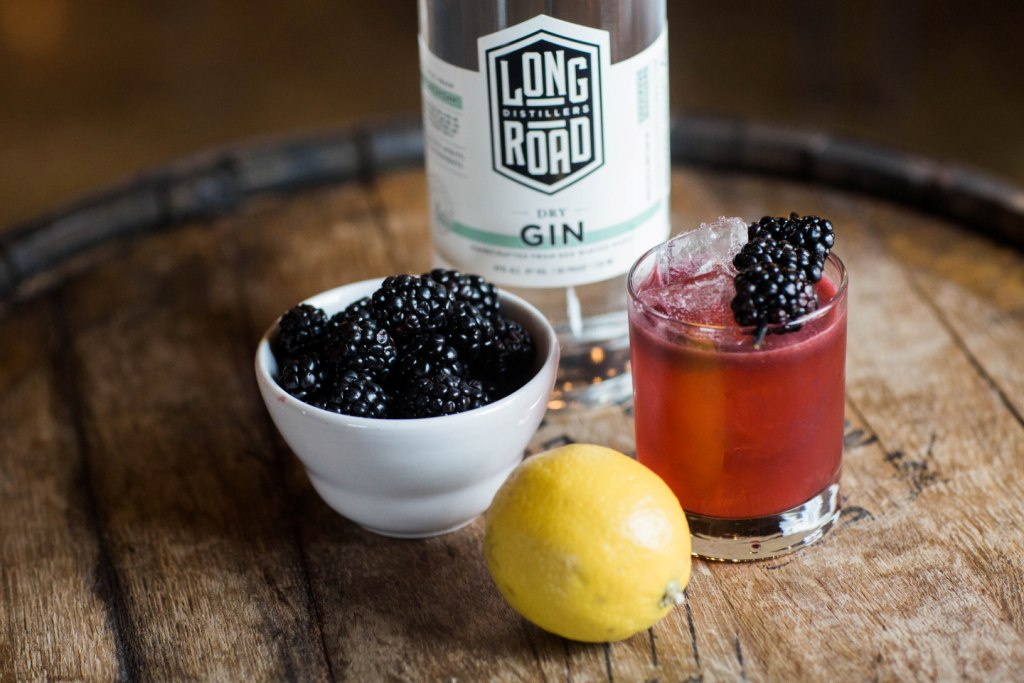 Dry Gin Long Road Distillers