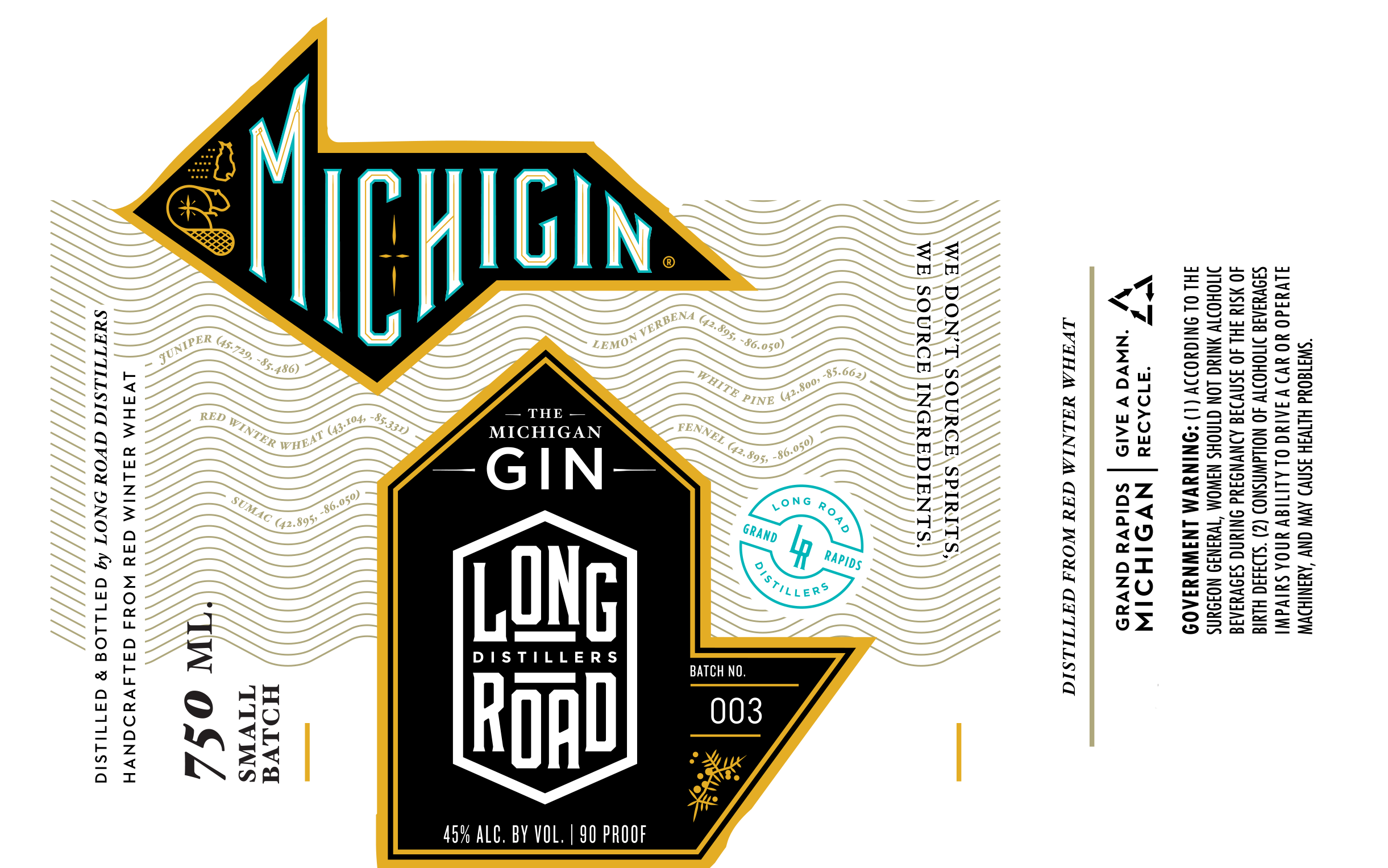MICHIN Long Road Distillers