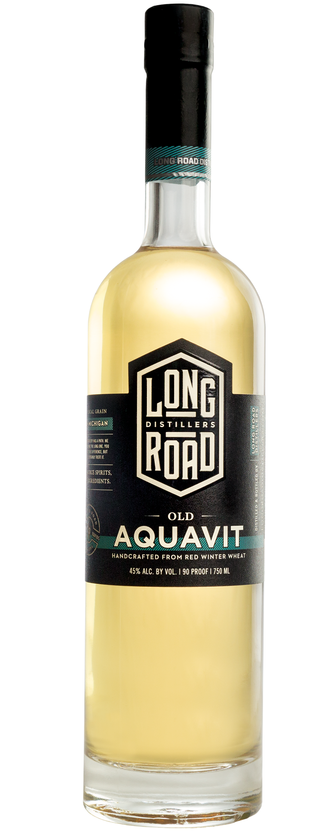 Old Aquavit Long Road Distillers