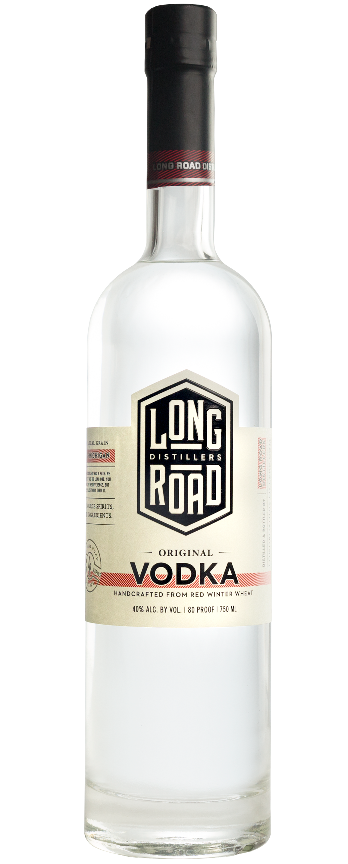Original Vodka Long Road Distillers