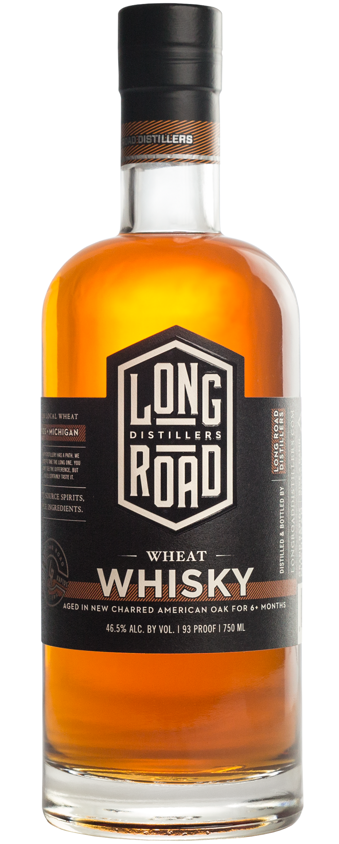 Wheat Whisky Long Road Distillers