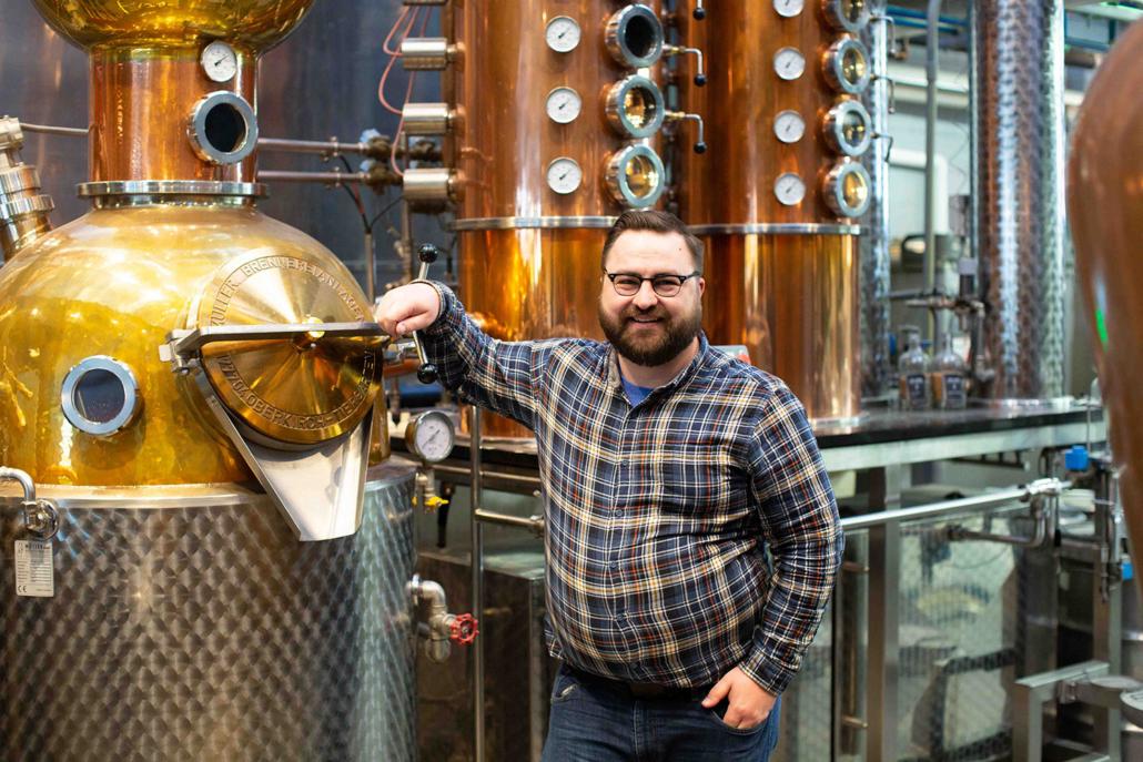 Paul - Long Road Distillers