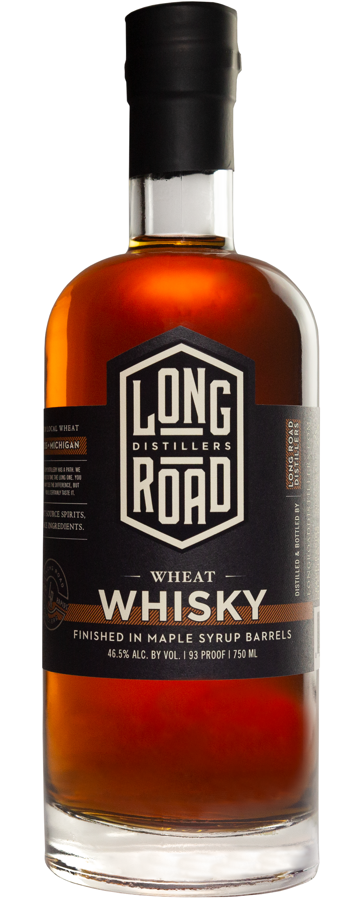 Maple Wheat Whisky Long Road Distillers