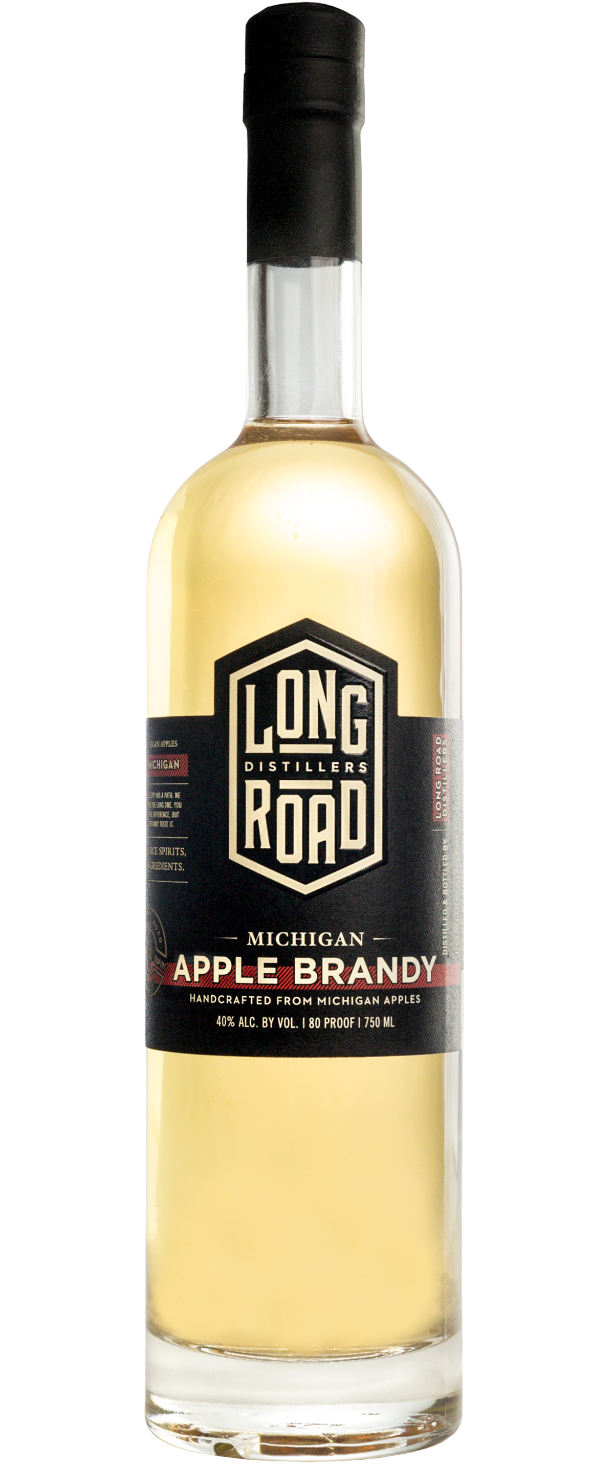 Michigan Apply Brandy Long Road Distillers